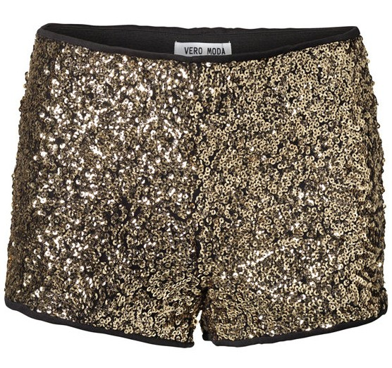 Le short sequin Vero Moda