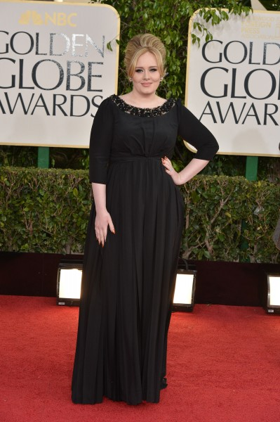 Adele Golden Globe Awards