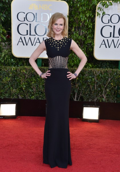 Nicole-Kidman Golden Globe Awards