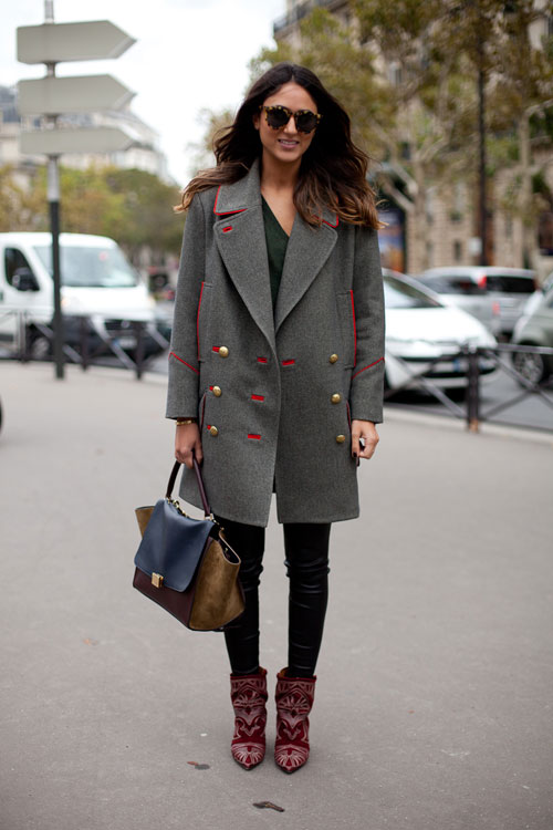 Street Style Paris Fashion Week Kelledstyle