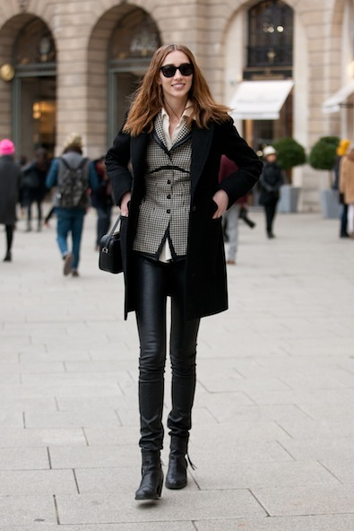 The Fashion Post Paris Fashion Week Street Style 1