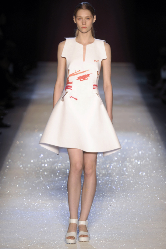 Xing Su, Canada, Collection Femme, FIT New York