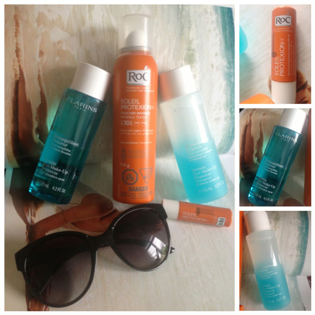 Summer 2013 beauty essentials