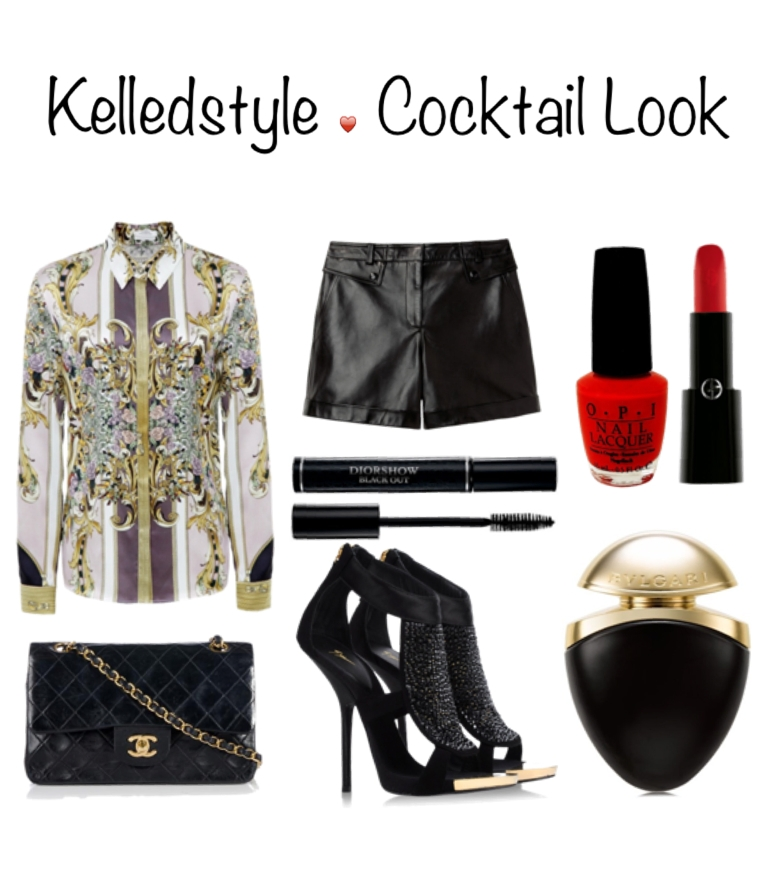 cocktail look