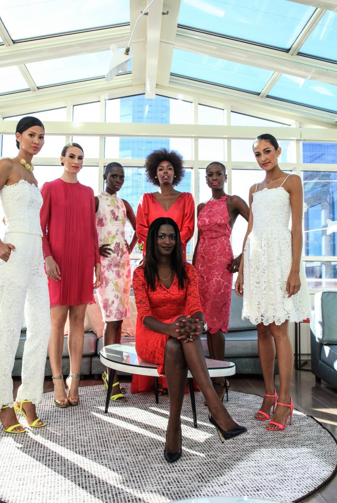 SS2014 SOPHIE AND MODELS