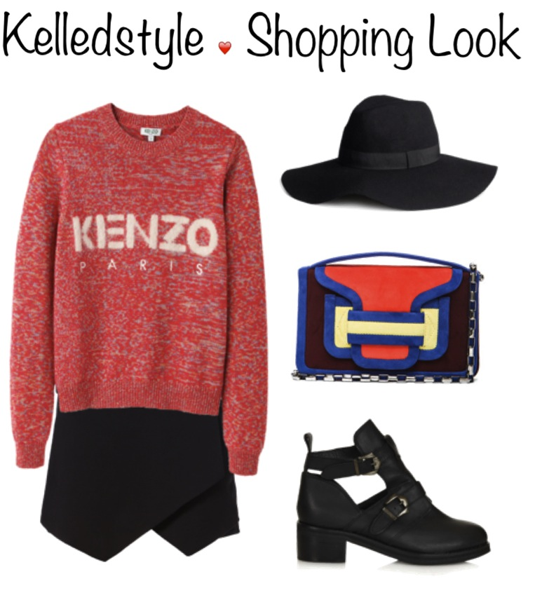 shopping look