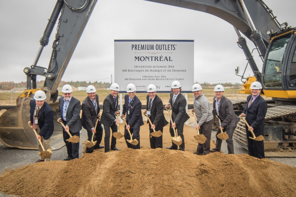Premium Outlets - Ground Breaking - Oct 2nd-1