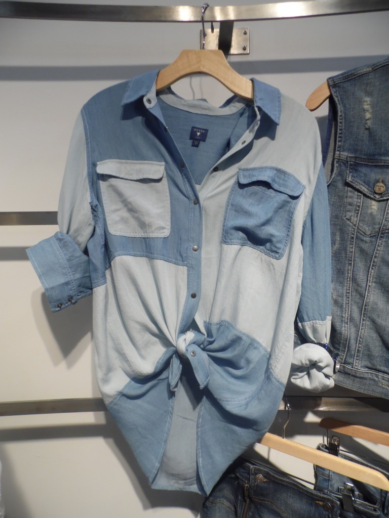 Guess denim spring