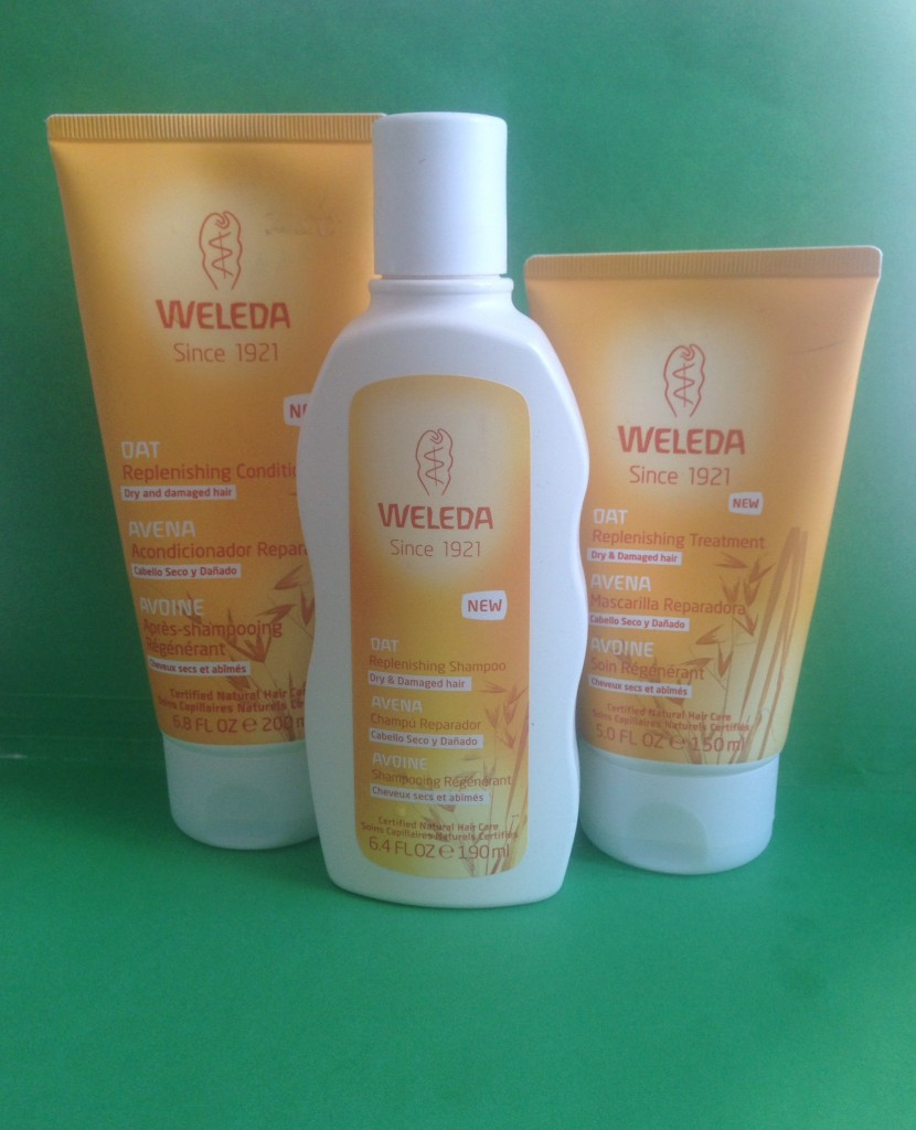 weleda shampoo conditioner