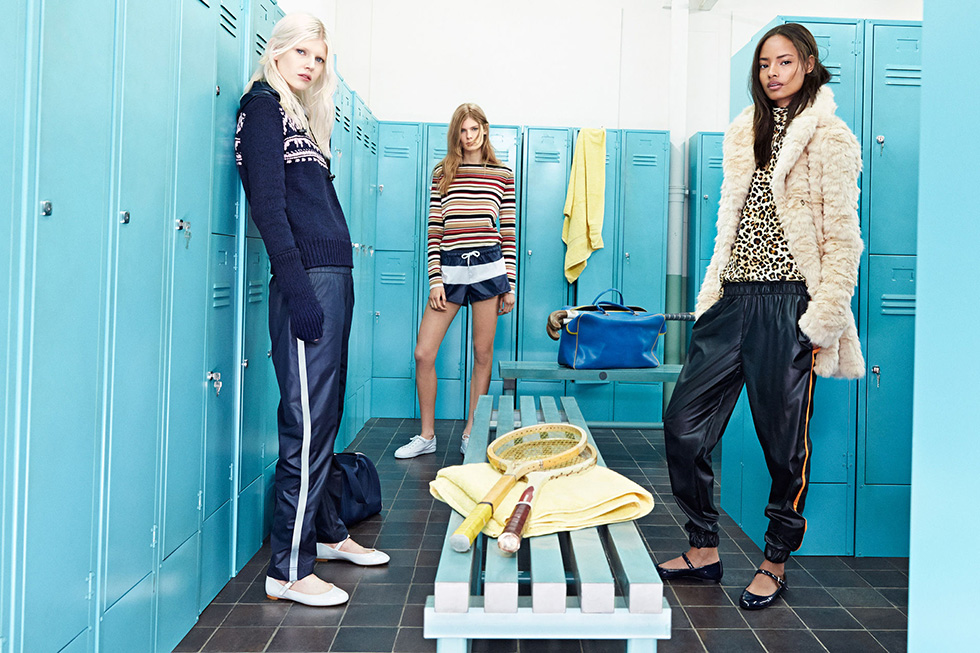 zara trf campaign prefall fall winter 2014 2