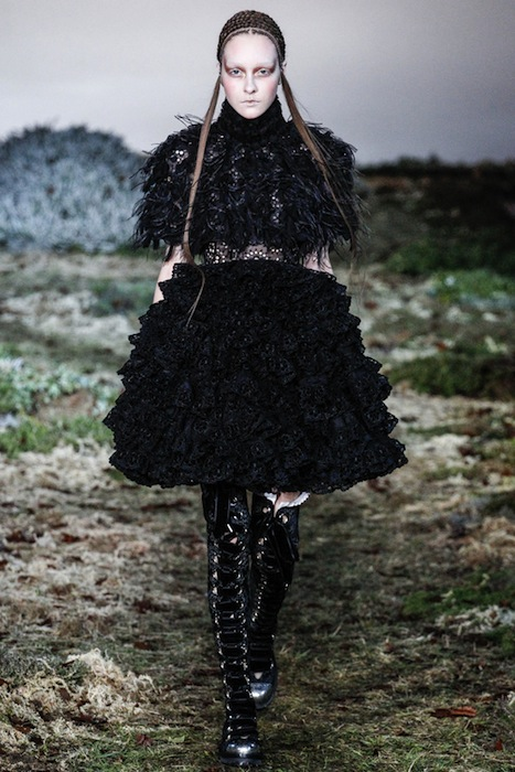 alexander mcqueen fall winter 2014 2015