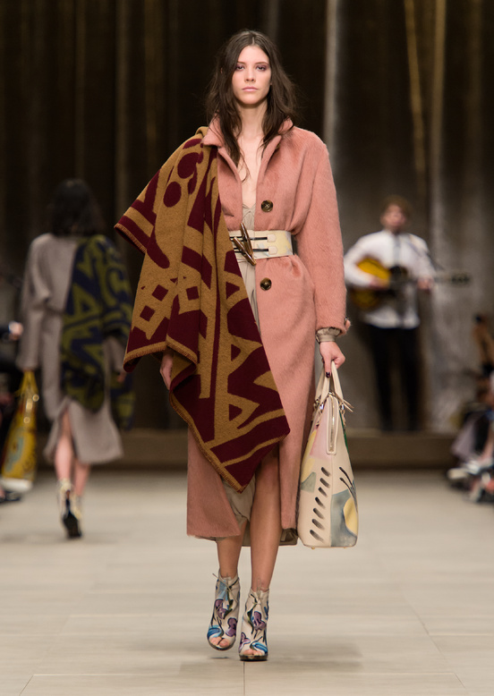 automne hiver 2015 poncho 2