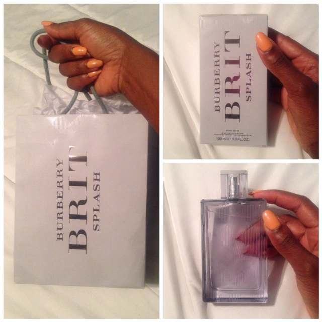 Burberry Brit Splash (100 mL, 84$)