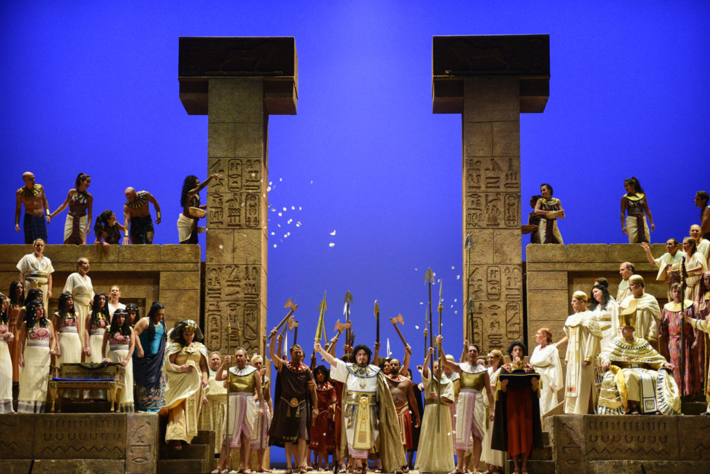 Aida - Picture credit: Yves Renaud