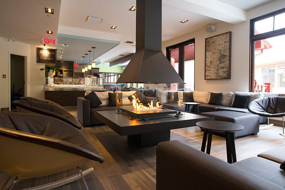 Lounge, furnitures, tables