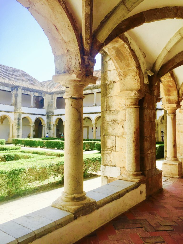 Museum with inside garden in Faro