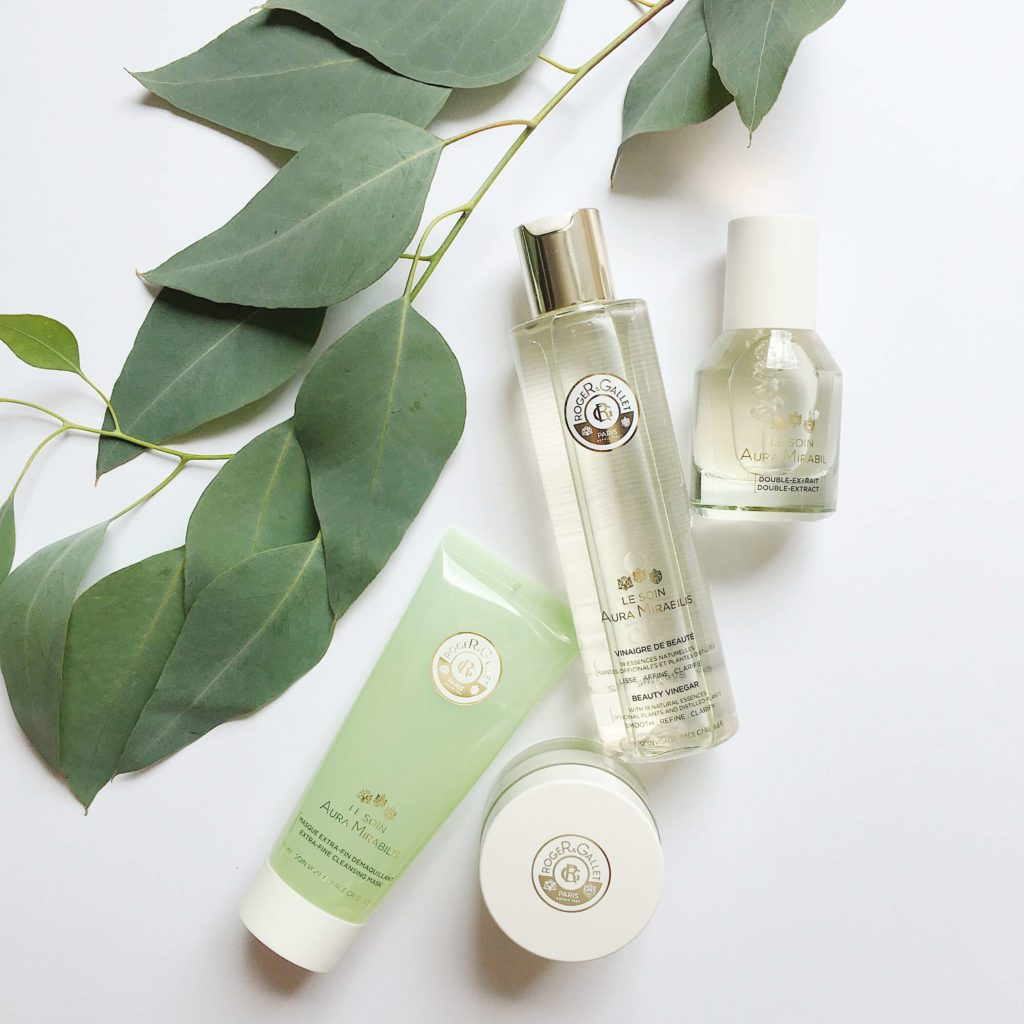 beauty products Roger&Gallet