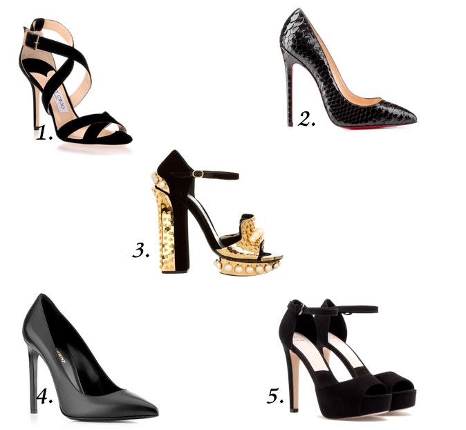 Quelles chaussures porter