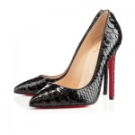 2. La plus crocodile (Christian Louboutin)